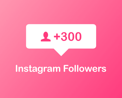 Get 300 Followers on Instagram